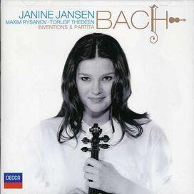 Janine Jansen - Inventions & Partita