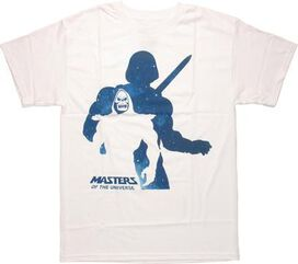 He Man Skeletor Star Shadow T-Shirt