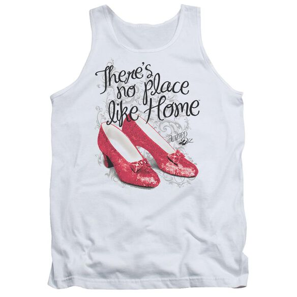 Wizard Of Oz Ruby Slippers Adult Tank