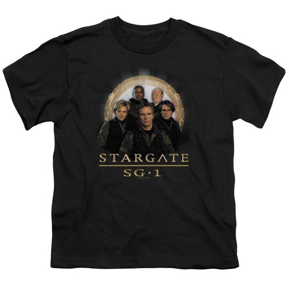 Sg1 Sg1 Team Short Sleeve Youth T-Shirt