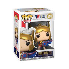 Funko Pop! Heroes: Wonder Woman 80th- Wonder Woman (Challenge Of The Gods)