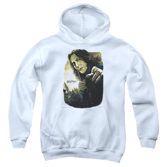 Harry Potter Snape Poster Youth Pull Over Hoodie