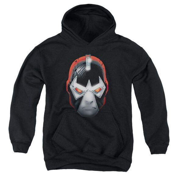 Batman Bane Head Youth Pull Over Hoodie