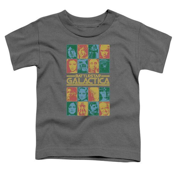 BSG 35TH ANNIVERSARY CAST-S/S T-Shirt