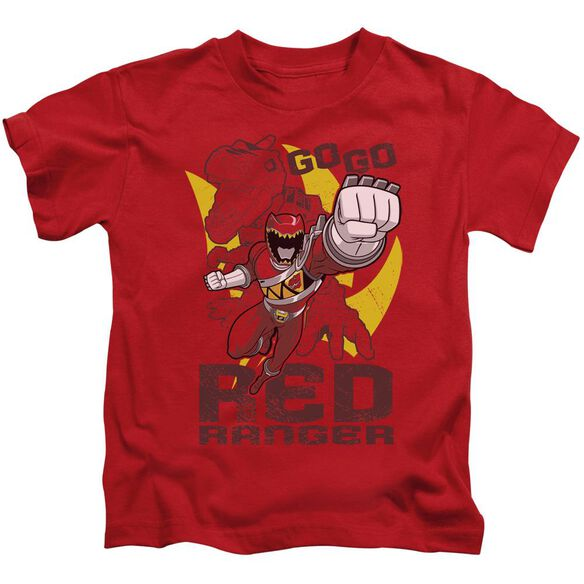Power Rangers Go Short Sleeve Juvenile T-Shirt