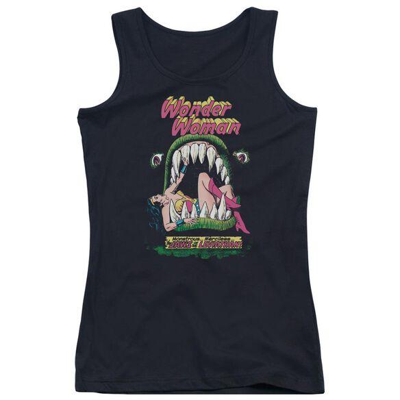 Dc Jaws - Juniors Tank Top