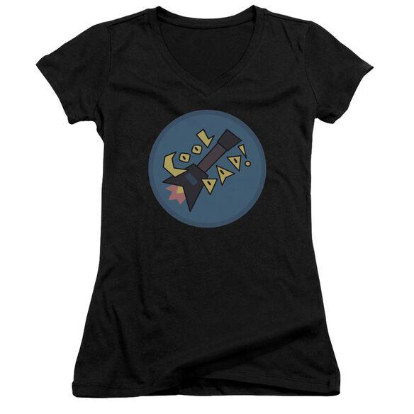 Steven Universe Cool Dad Junior V Neck T-Shirt