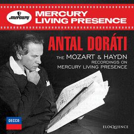 Antal Dorati - The Mozart & Haydn Recordings On Mercury Living Presence