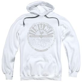 Sun Records Crusty Logo Adult Pull Over Hoodie