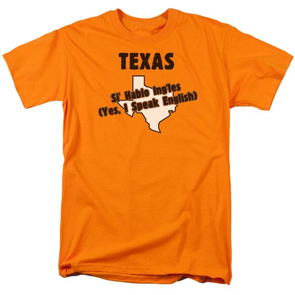 Texas Short Sleeve Adult T-Shirt
