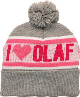 Frozen Heart Olaf Pom Beanie