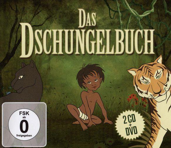Das Dschungelbuch (W/Dvd)