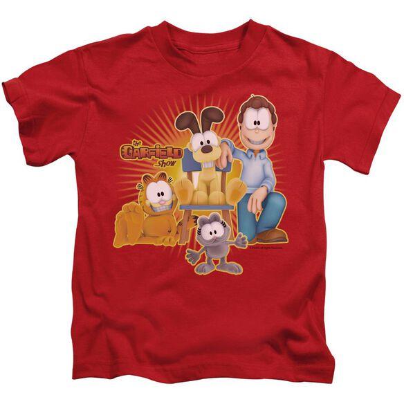 GARFIELD SAY CHEESE-S/S T-Shirt