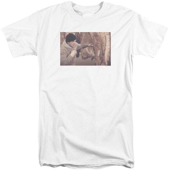 Rocky Meat Locker Short Sleeve Adult Tall T-Shirt