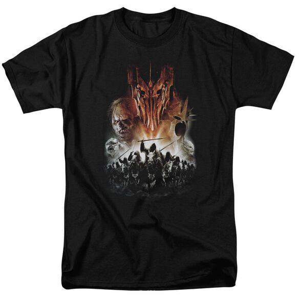 Lor Evil Rising Short Sleeve Adult T-Shirt