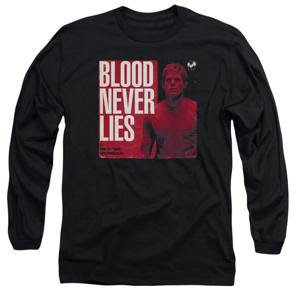 Dexter Cover Long Sleeve Adult T-Shirt