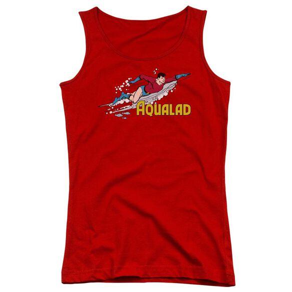 Dc Aqualad Juniors Tank Top