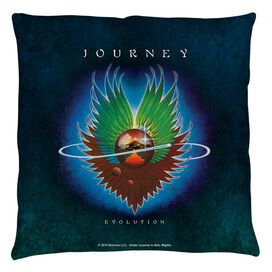 Journey Evolution Home Throw