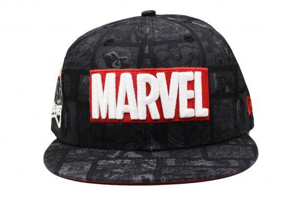 Marvel 80th Anniversary Snapback Hat