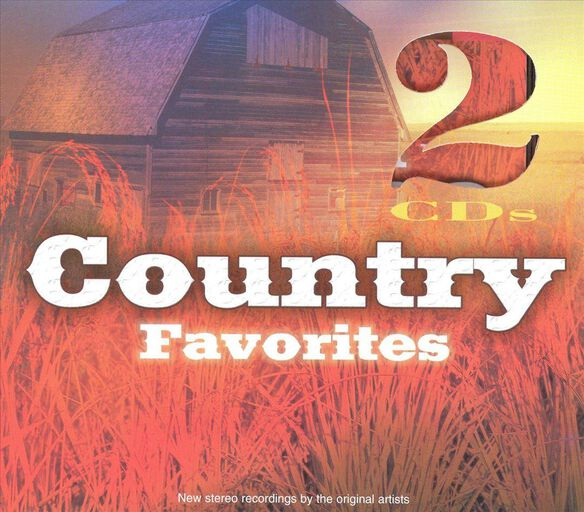 Country Favorites (2 Cd)