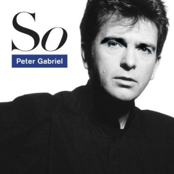 Peter Gabriel - So: 25th Anniversary Edition