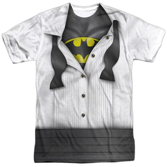 Batman Im Batman Short Sleeve Adult Poly Crew T-Shirt