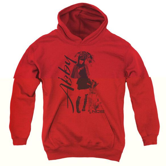 NCI UNNY DAY-YOUTH PULL-OVER HOODIE - RED T-Shirt
