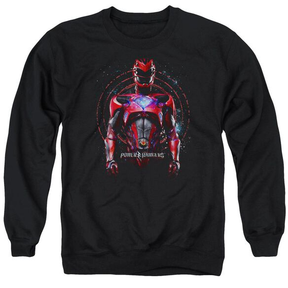 Power Rangers Red Ranger Adult Crewneck Sweatshirt