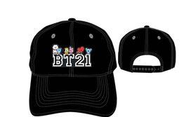 BT21 Characters Snapback Hat