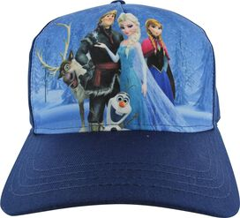 Frozen Cast Sublimated Buckle Youth Hat