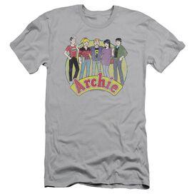 Archie Comics The Gang Short Sleeve Adult T-Shirt
