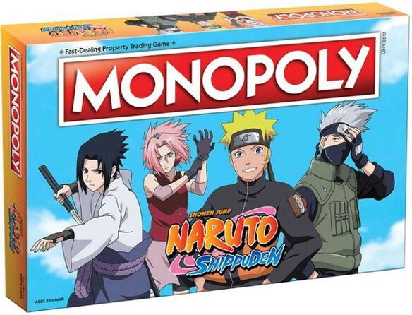Monopoly: Naruto Shippuden