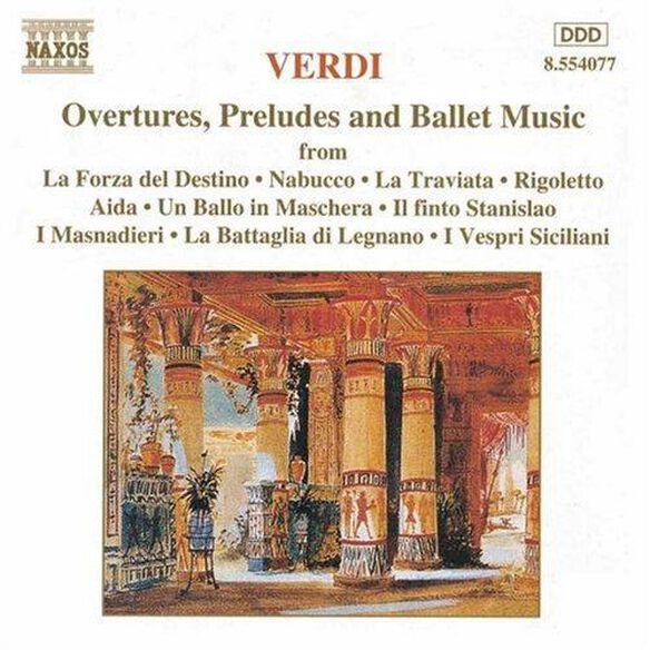 G. Verdi - Overtures & Preludes