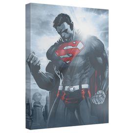 Superman Light Of The Sun Quickpro Artwrap Back Board