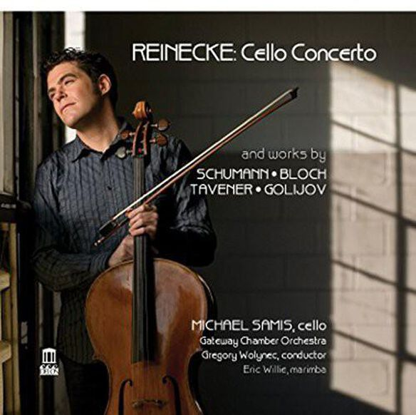 Reinecke/ Schumann/ Bloch - Cello Cto & Works
