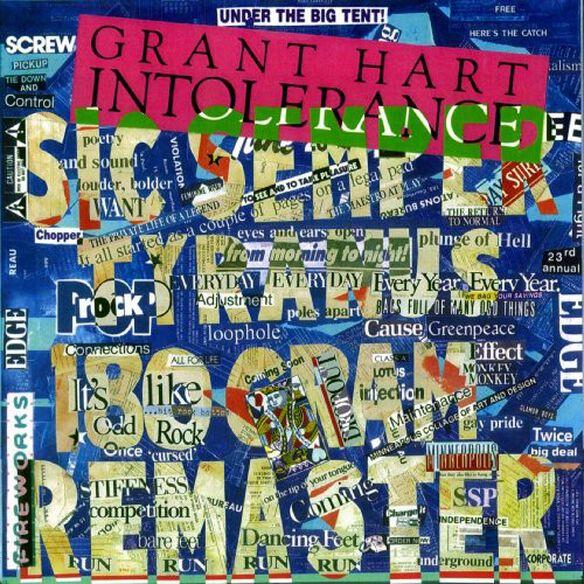 Grant Hart - Intolerance