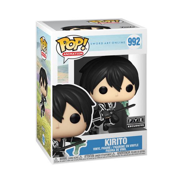 Funko Pop! Animation: Sword Art Online - Kirito with Two Swords