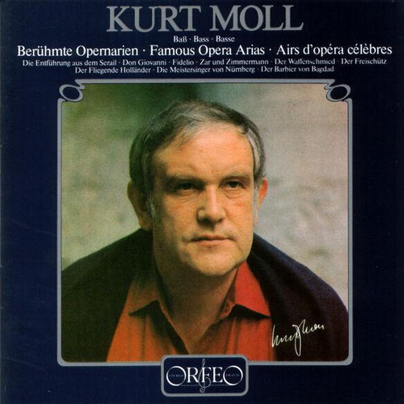 Kurt Moll - Famous Opera Arias
