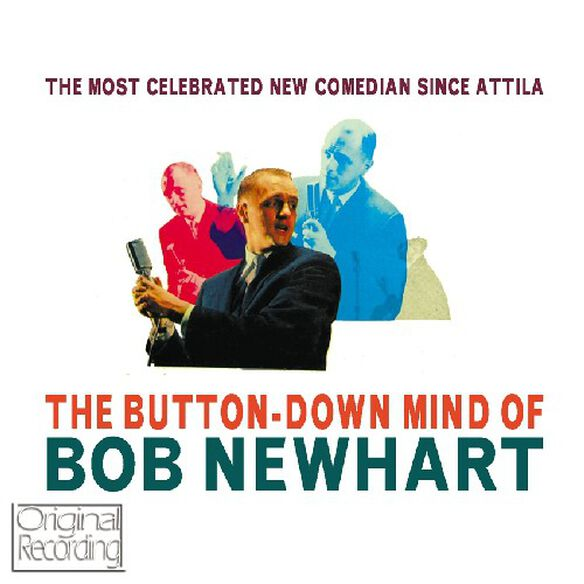 Bob Newhart - Button Down Mind of