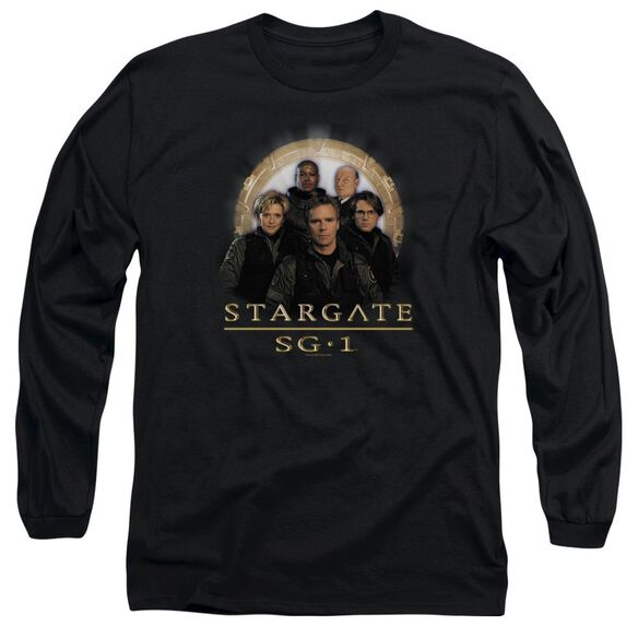 Sg1 Sg1 Team Long Sleeve Adult T-Shirt
