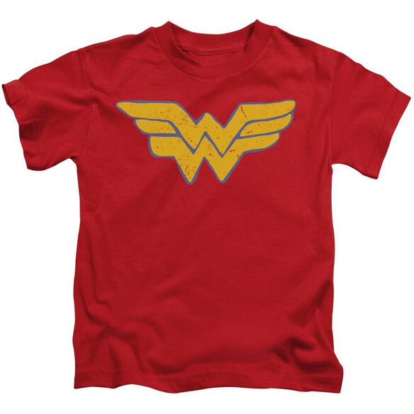 Jla Rough Wonder Short Sleeve Juvenile T-Shirt
