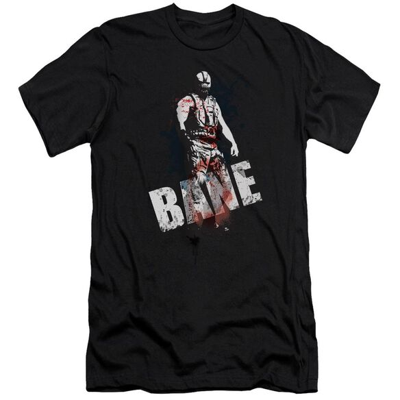 Dark Knight Rises Bane Splatter Short Sleeve Adult T-Shirt