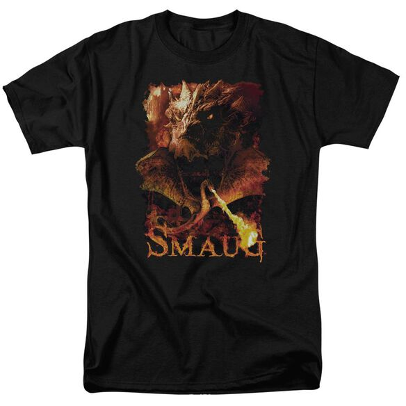 Hobbit Smolder Short Sleeve Adult T-Shirt