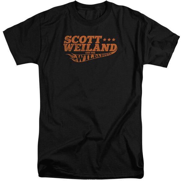 Scott Weiland Logo Short Sleeve Adult Tall T-Shirt