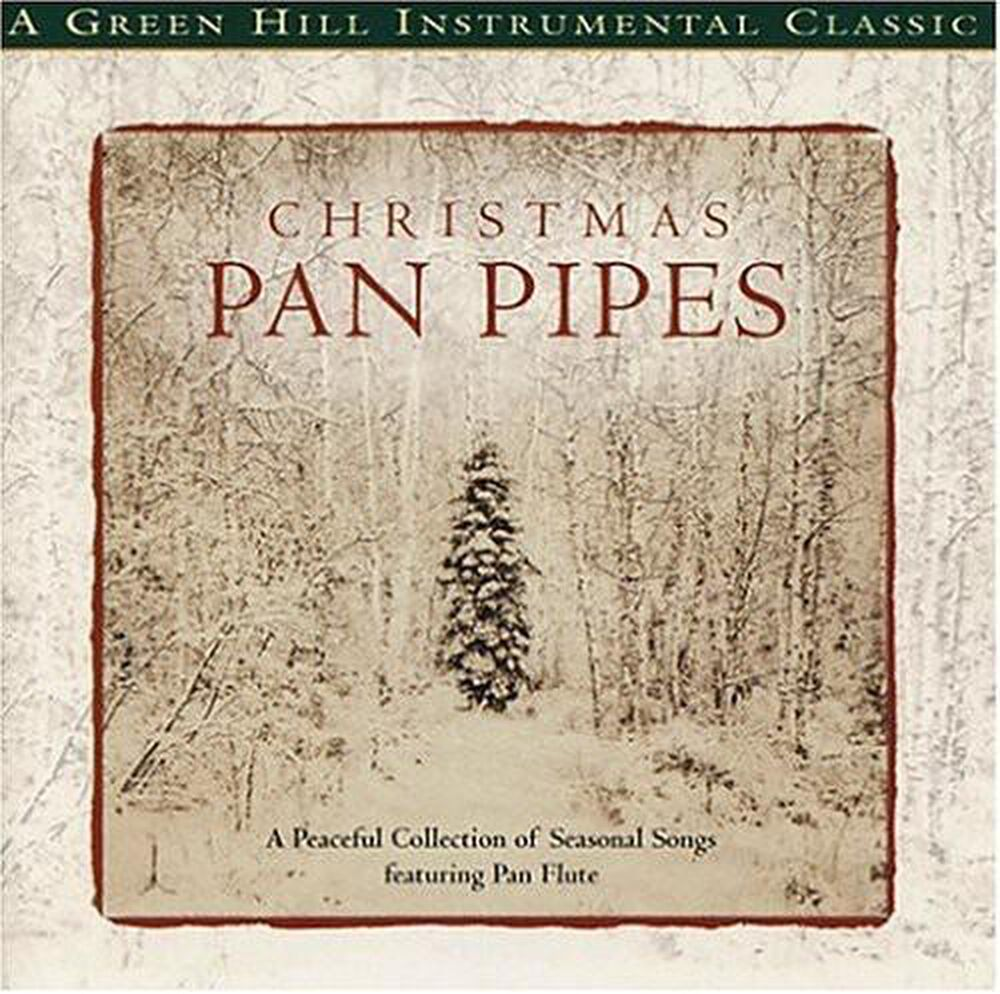 Christmas Pan Pipes by David Arkenstone - New on CD | FYE