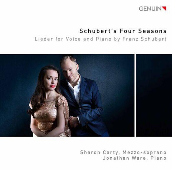 Schubert/ Carty/ Ware - Schubert's Four Seasons