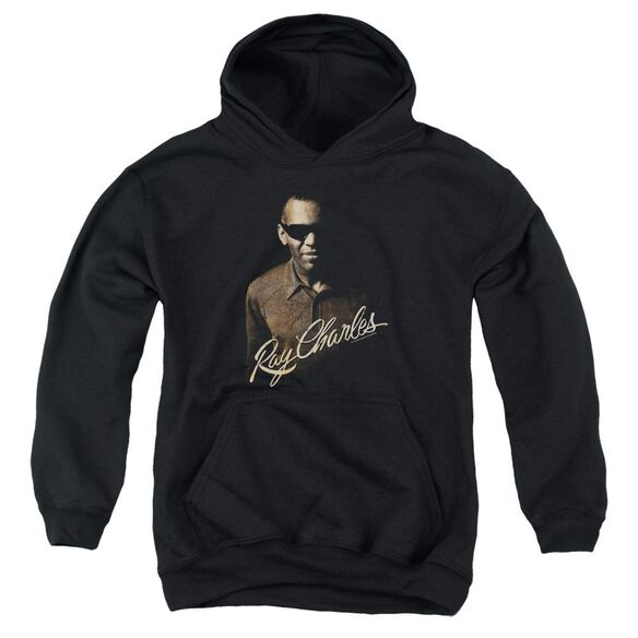 Ray Charles The Deep Youth Pull Over Hoodie
