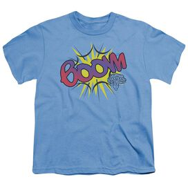 Warheads Boom Short Sleeve Youth Carolina T-Shirt