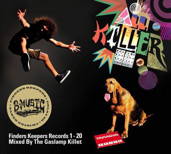 The Gaslamp Killer - All Killer