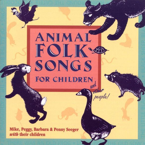 Animal Folk Songs For Chi